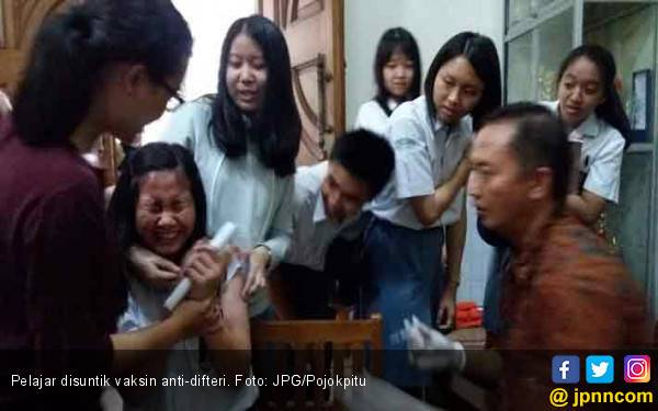 4 Alasan Orang Dewasa Masih Perlu Vaksin Difteri - JPNN.com