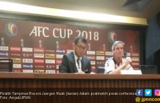 Pelatih Tampines Rovers Kecewa Kepemimpinan Wasit - JPNN.com