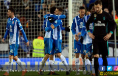 Zidane Bela Aksi Ramos saat Real Madrid Kalah dari Espanyol - JPNN.com