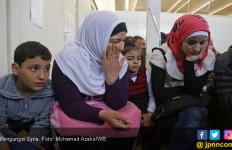 Situasi Masih Panas, Pengungsi Syria Nekat Pulang ke Rumah - JPNN.com
