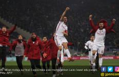 Pukul Lazio, AC Milan Ketemu Juventus di Final Coppa Italia - JPNN.com
