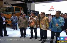 Moratorium Infrastruktur, Target Mitsubishi Fuso Tetap Naik - JPNN.com