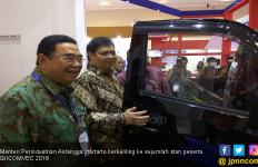 Menteri Airlangga Hartarto Akan Tutup Keran Impor Truk Bekas - JPNN.com
