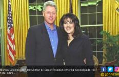 Monica Lewinsky Masih Ngambek Ditanya soal Bill Clinton - JPNN.com