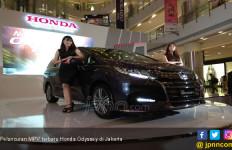 New Honda Odyssey Tampil Stylish Harga Mulai Rp 720 Juta - JPNN.com