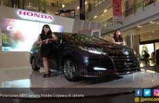 Honda Recall Odyssey, Pilot, dan Passport Bermasalah di Perangkat Lunak - JPNN.com