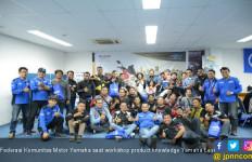 Yamaha Lexi Makin Intim ke Komunitas Motor - JPNN.com