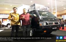 Mitsubishi Ingin Mendulang Penjualan 100 Unit di GIICOMVEC - JPNN.com