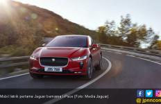 Mobil Listrik Pertama Jaguar Pesaing Tesla X - JPNN.com