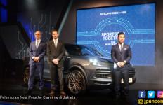 Mengulas Paket Keunggulan New Porsche Cayenne - JPNN.com