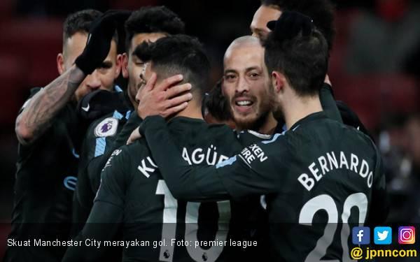 Manchester City Kecipratan Uang Paling Banyak dari FIFA - JPNN.com
