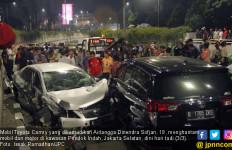 Kecelakaan Maut di Pondok Indah, Polisi: Airlangga Lalai - JPNN.com