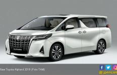 Diam-diam Toyota Rilis New Alphard dan Vellfire, Harga Naik - JPNN.com