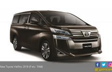 Toyota Alphard dan Vellfire Pimpin Pasar MPV Luxury - JPNN.com