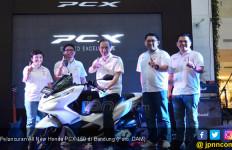 Setahun, DAM Berani Target All New Honda PCX 150 Laku 36.000 - JPNN.com