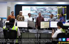 Pertama di Indonesia, Bandara Sepinggan Operasikan AOCC - JPNN.com