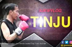 Lihat Nih, Pak Jokowi Sudah Berlatih Tinju - JPNN.com