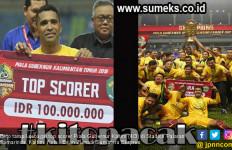 Beto: Target Utama Saya Bawa SFC Juara, Top Scorer Itu Bonus - JPNN.com
