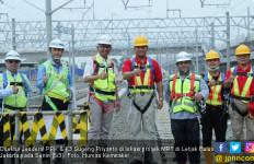 Pengawas Ketenagakerjaan Tinjau Proyek MRT Lebak Bulus - JPNN.com