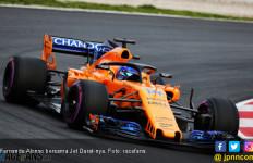 Musim Tepat Buat Fernando Alonso Bertarung Naik Podium F1 - JPNN.com