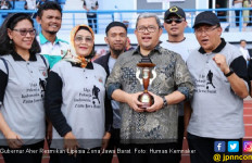 Gubernur Aher Resmikan Lipesia Zona Jawa Barat - JPNN.com