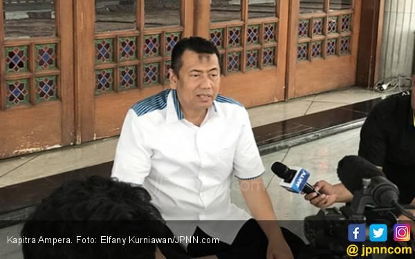 Kapitra Ampera Minta Habib Rizieq Tenang, Tetap Bisa Pulang - JPNN.com