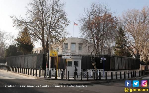 Kantor Kedubes AS di Turki Jadi Sasaran Serangan Subuh - JPNN.com