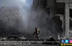 Kejam! Rezim Assad Kembali Gunakan Senjata Kimia di Ghouta - JPNN.com
