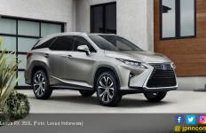 Lexus RX 350L, Tawarkan Penumpang Banyak - JPNN.com