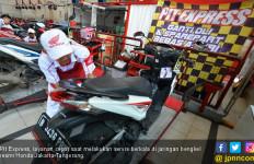 Wahana Perkuat Layanan Perawatan Motor Honda di AHASS - JPNN.com
