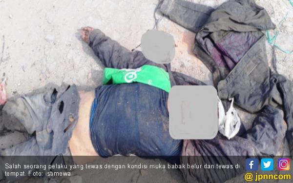 Diteriaki Rampok, 2 Pria Tewas Dihakimi Massa di Deliserdang - JPNN.com