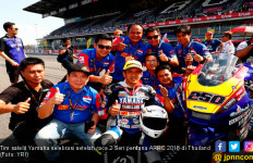 Tim Satelit Yamaha Indonesia Bersinar di Seri Perdana ARRC - JPNN.com