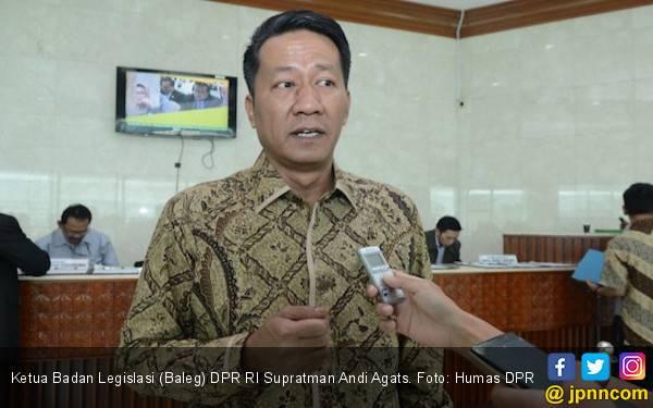 Supratman: DPR Pasti Mendengar Masukan Publik Dalam Revisi UU KPK - JPNN.com