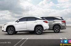 RX 350L Perkuat Dominasi Lexus di Pasar SUV Premium - JPNN.com