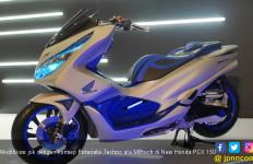Ini 3 Konsep Modifikasi Jok New Honda PCX 150 ala MBtech - JPNN.com