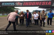 Jokowi Restui Sentul Selenggarakan MotoGP - JPNN.com