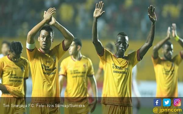 Target Sriwijaya FC Tampil di Kompetisi Asia Tahun Depan - JPNN.com