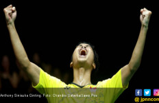 Piala Thomas: Ginting Bawa Indonesia Unggul 1-0 Atas Kanada - JPNN.com