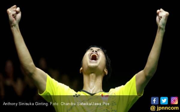 Ginting Tembus Perempat Final Japan Open, Siapa Lagi? - JPNN.com