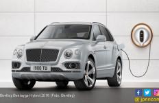 Bentayga Hybrid Jadi Sejarah Baru Bentley - JPNN.com