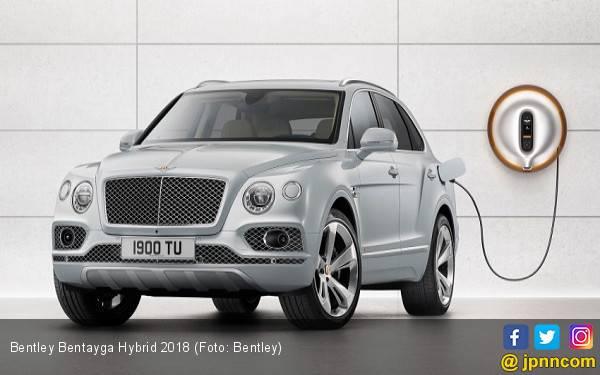 Bentley Bersiap Produksi Mobil Listrik Massa - JPNN.com