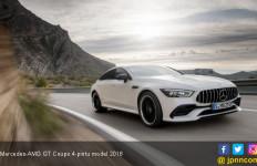 Mercedes-AMG GT Coupe 4-pintu, Praktis Buat Harian - JPNN.com