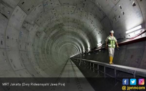 Tarif MRT Dinilai Kemahalan - JPNN.com