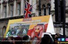 Sambut Pangeran Mohammed, Warga Inggris Gelar Demonstrasi - JPNN.com