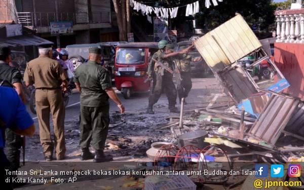 Kematian Sopir Angkot Picu Kerusuhan SARA, Sangat Mencekam - JPNN.com