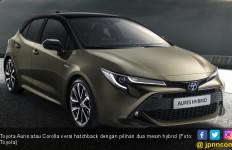 Ini Wujud Utuh Toyota Corolla Hatchback, Intip Kebaruannya! - JPNN.com