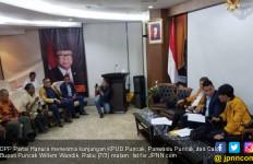 Hanura Tegaskan Dukung Willem-Alus di Pilbup Puncak - JPNN.com