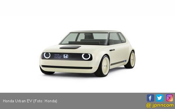 Catat! Honda Urban EV Sudah Bisa Dipesan pada 2019 - JPNN.com