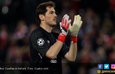 Salut! Anfield Beri Penghormatan Mengharukan bagi San Iker - JPNN.com