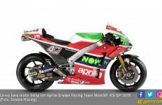 Tim Aprilia Gresini MotoGP Rilis Livery Baru RS-GP 2018 - JPNN.com